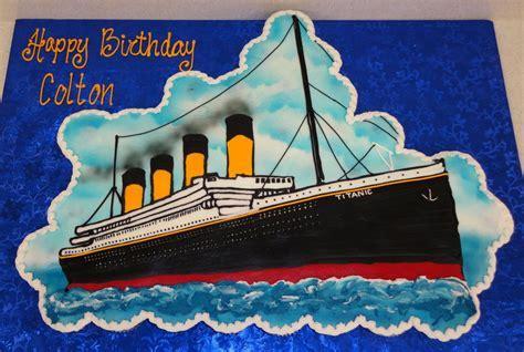 Titanic   Cake Decorating Community   Cakes We Bake