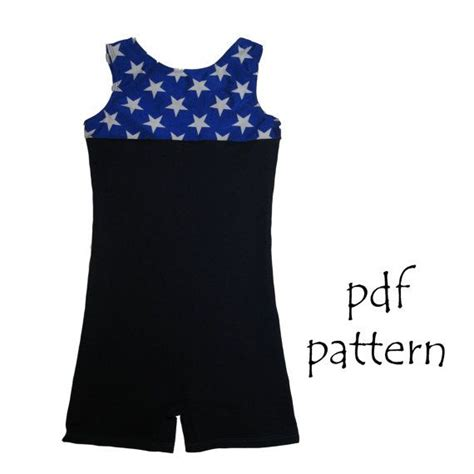 Unitard Pattern Pdf | 17 best images about sewing gymnastics on pinterest