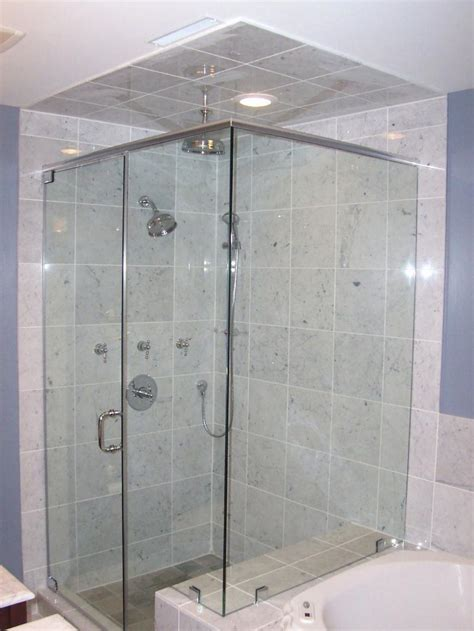 Shower Door U Channel Shower Door U Channel Frameless Inline Glass Shower Door Secured With U Channel Frameless