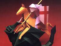 Brilliant Origami - origamiart 187 brilliant origami