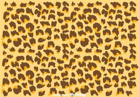 pattern leopard vector natural color leopard pattern download free vector art