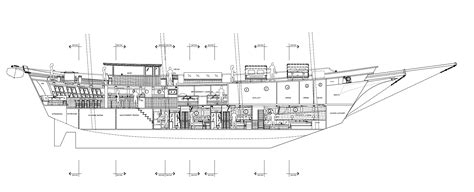Floor Plans With Breezeway 110 foot tall ship royal albatross