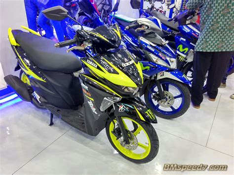 Modifikasi Mio New Soul Gt by Modifikasi All New Mio Soul Gt 125 Automotivegarage Org