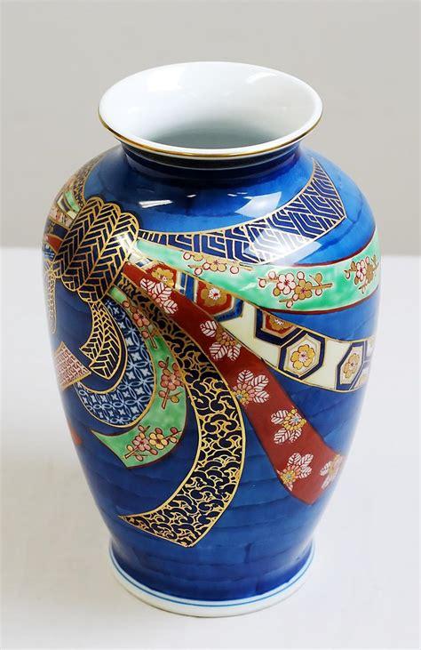 Japanese Porcelain Vases by Japanese Porcelain Vase Japanese Ceramics
