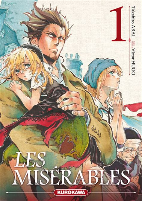 les misrables tome 1 2013225555 mis 233 rables les manga s 233 rie manga news
