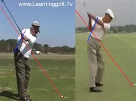 ben hogan swing analysis moe norman vs ben hogan comparison golf swing analysis