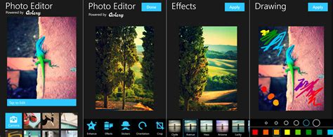 aviary photo editor online aviary brings its photo editor to windows phone
