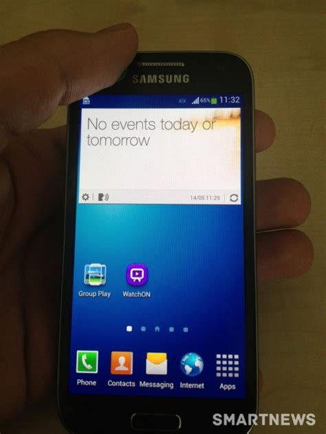 samsung galaxy s4 mini quality samsung galaxy s4 mini better quality images leaked