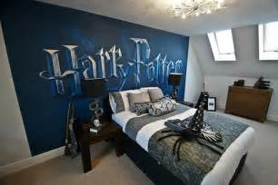 harry potter mural room sweetartmurals flickr photo