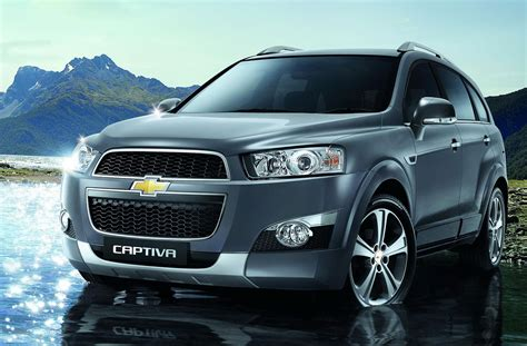 chevrolet captiva chevrolet captiva now with diesel engine from rm165k