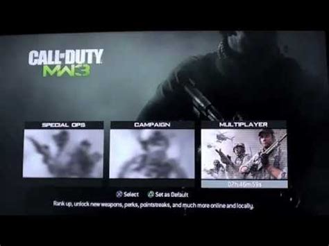mw3 aimbot hack tutorial xbox 360 cod mw3 prestige hack tutorial xbox 360 ps3 working youtube