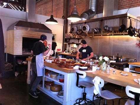 design own cafe open kitchen it s actually a restaurant kitchen with a