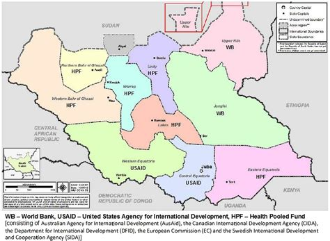 feasibility  health systems strengthening  south sudan