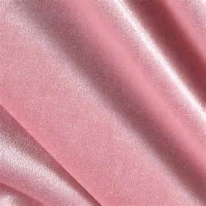 stretch velvet knit pink discount designer fabric