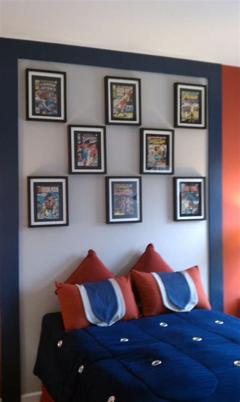 comic bedroom ideas southgate residential a couple of quick ideas for your walls