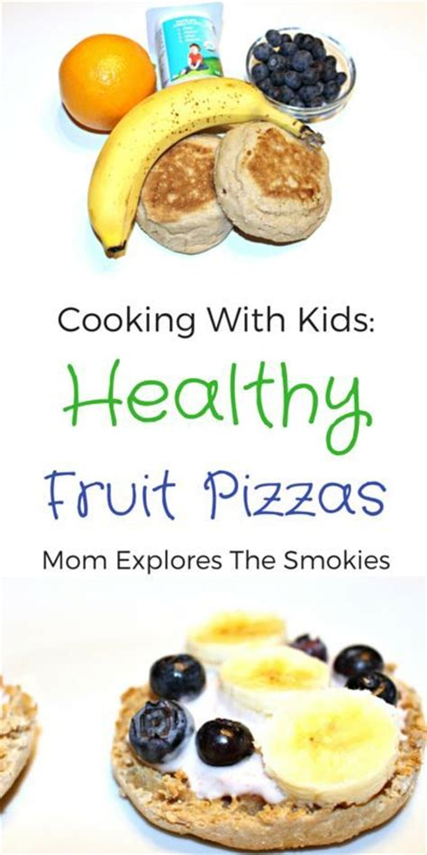 Experiments Using Kitchen Ingredients Cooking With Healthy Fruit Pizza Cooking