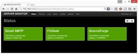 setup ubuntu domain server install php server monitor on ubuntu 15 04 centos 7