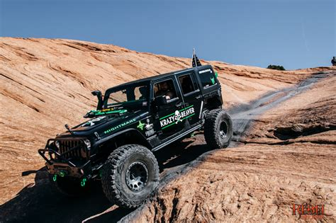 2016 jeep rebel rebel off road goes to easter jeep safari 2016 jkowners