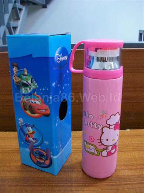 Termos Gelas Tutup Gelas hello vacuum flask termos karakter hello