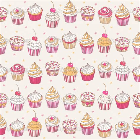 hd cupcake pattern papeis de parede roxo para whatsapp tattoo design bild