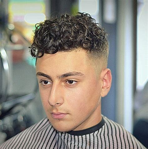 mens perm short hairstyles best mens hairstyle trend for curly and straight hair the