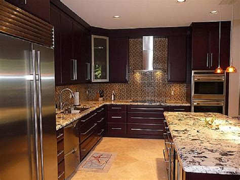 kitchen cabinets dark wood dark wood kitchen cabinets indelink com