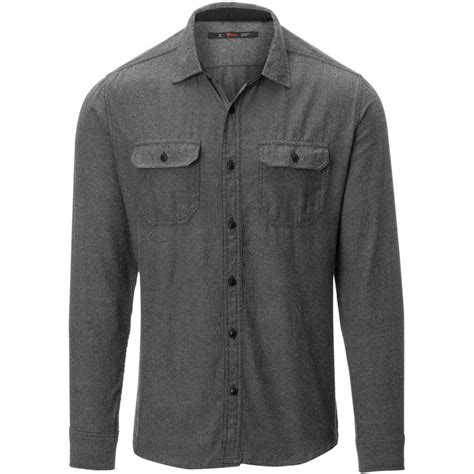 mens solid color flannel shirts stoic solid herringbone flannel shirt s