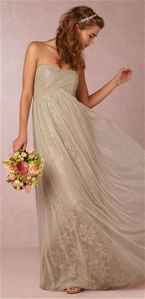 BHLDN   Serenity by Donna Morgan   Donna morgan, Wedding