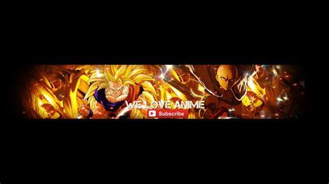 anime youtube banner  scarletsnowx anime