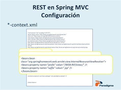 url pattern in web xml for spring seminario servicios rest bases de la tecnolog 237 a y