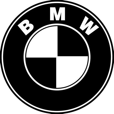 logo black and white 17 bmw logo vector black white images bmw logo black
