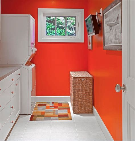 colored paint color ideas laundry room home interiors