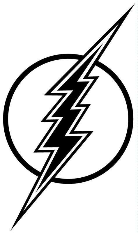 Flash Lightning Bolt Outline by Lightning Bolt Outline Clipart Best