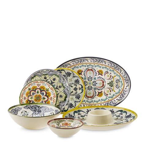 To Market Recap Outdoor Plates by Veracruz Melamine Dinnerware Collection Williams Sonoma
