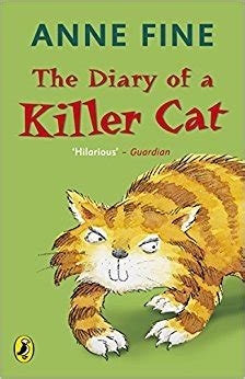 the diary of a 0140369317 the diary of a killer cat the killer cat amazon co uk anne fine 9780140369311 books