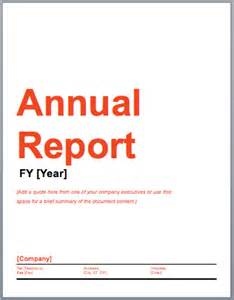 Annual Report Template Word Free by Annual Report Template Microsoft Word Templates