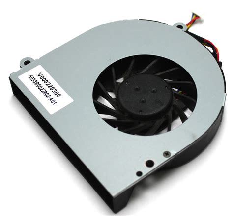 hp laptop fan replacement hp probook 584037 001 fan replacement part