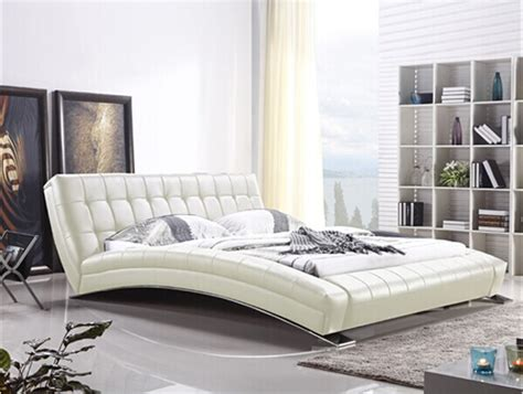 stainless steel bedroom furniture compare prices on leather bed sheets online shopping buy low price leather bed sheets