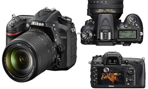 nikon specs nikon d7200 price review specifications features pros cons