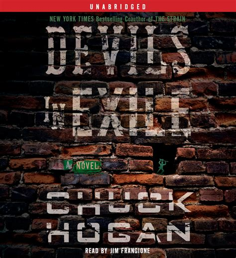 devils in exile devils in exile audiobook by chuck jim frangione