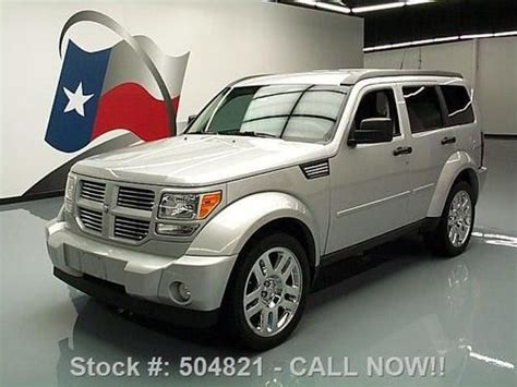Infinity Auto Roadside Assistance Number by Find Used 2011 Dodge Nitro Heat 4 0l Infinity Audio 20 S
