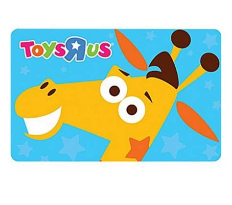 Us Gift Cards - 50 toys r us gift card only 41 99