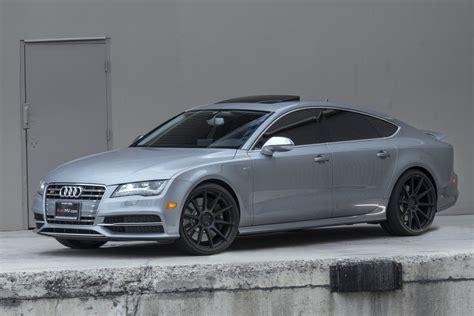 2013 Audi S7 0 60 by Audi S7 Custom Wheels Niche Essen M147 21x10 5 Et Tire