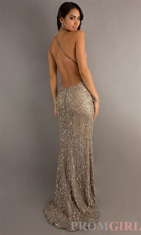 Backless Gown 25 best ideas about backless evening gowns on