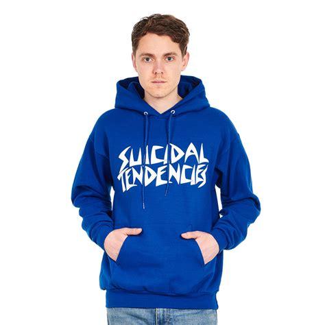 Hoodie Suicidal Tendencies Abu 1 suicidal tendencies possessed hoodie royal blue hhv de