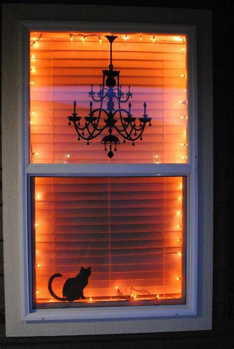 lighted halloween window decorations eek 12 easy last minute diy window decorations for halloween