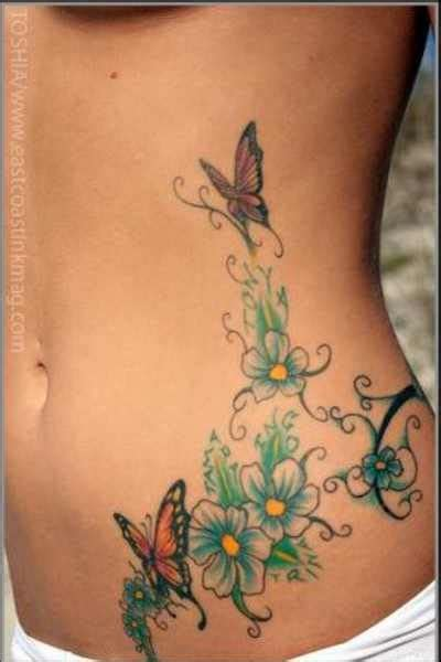 butterfly tattoo hip 100 images 32 best butterfly and flower hip tattoos images on