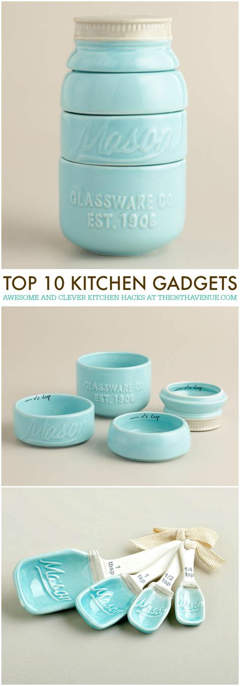 best new gadgets to make your life more interesting the 36th avenue top 10 kitchen gadgets the 36th avenue