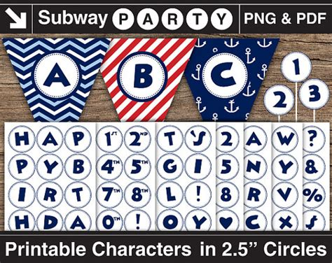 printable letters in circles printable cartoon style navy letters numbers in 2 5