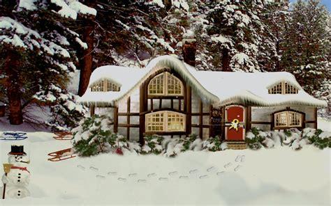 d snowy woodland cottage jpg 283479